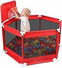 SHILONG Baby Playpen Foldable Playpen Ball Pool