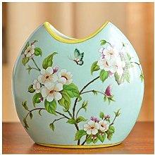SHILONG Ceramic Vase Living Room Decoration For