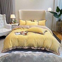 Shinon bedding duvet covers full size-Winter thick