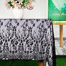ShinyBeauty Lace-Tablecloth