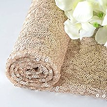 ShinyBeauty silver upholstery fabric with sequins,