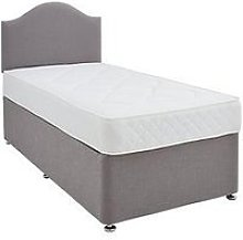 Shire Beds 14 Inch Base Divan With Headboard And