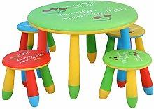 ShiSyan Kid's Study Desk Chair Set Kids Table