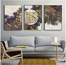 SHKHJBH Art walls 3 pieces 7.8x11.8in(20x30cm) no