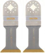SHLR44TT LR Titanium Tipped 44mm Saxton Blades for
