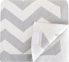 Shnuggle Blanket - Chevron