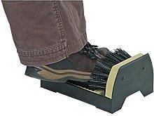 Shoe Brush Mount Boot Polish Cleaning Mounted