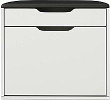 Shoe Cabinet Bench Flip-top Storage Design With
