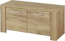 Shoe Cabinet Castera 95.7x40.3x44.45 cm