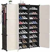 Shoe Cabinet Portable Storage Organizer Shoe Box