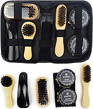 Shoe Care Set for Shoes Polish Travel Size Shoe