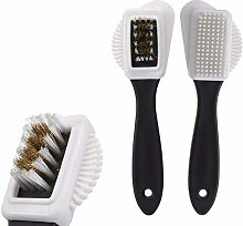 Shoe Cleaning Brush Suede Leather Nubuck Shoes