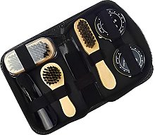Shoe Cleaning Care Kit Set, Shoe Shine Cleaning