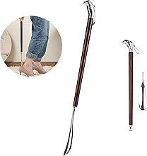 Shoe Horn Long Handle Shoe Dressing Aid,Extra Long