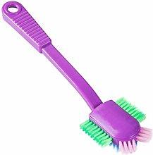 Shoe polish brushes 1pcs Multi-head Wash Brushes