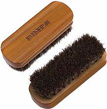 Shoe polish brushes Shoe Polish Brush Horse Hair