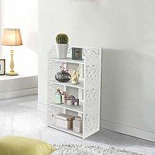 Shoe Rack 4 Tier, Shoes Cabinet Units For Bedroom