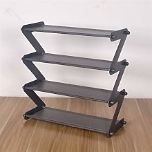 Shoe Rack Organiser, Foldable Stand Shoe