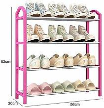 Shoe Rack Organiser, Stand Shoe Rack,4 Layer