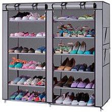 Shoe Rack Shelf Storage Closet Organizer Cabinet