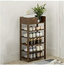 Shoe rack Shoe storage rack Bamboo, Multi-function