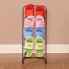 Shoe Rack, Simple Metal Shoe Rack Storage, can