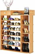 Shoe Rack Simple Multi-layer Storage Shoe Cabinet