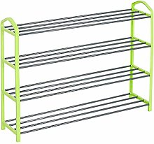 Shoe Rack Small Standing Storage Organizer Shelves