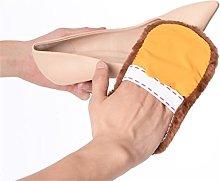Shoe Shine Brush Cleaning Kit,100% Soft Polish