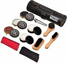 Shoe Shine Brush Kit Shoe Care Kit Shoes Brushes