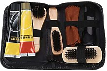 Shoe Shine Care Kit - 8PCS Shoe Shine Care Kit