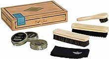 Shoe Shine Cigar Box, 170 x 280 x 50 mm