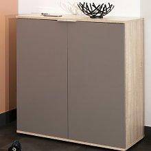 Shoe Storage Cabinet Brayden Studio Finish: