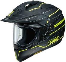 Shoei Hornet ADV Navigate TC-3 Enduro Helmet green