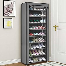 Shoes Storage Organising Rack Cabinet Stand, 10