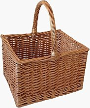 Shopping Basket Deluxe Butchers Baske