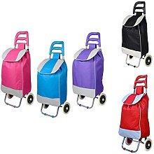 Shopping Cart Trolley Folding Trolley Bag Grocery