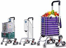 Shopping Trolley 35L with Detachable & Resistant