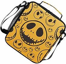 Shoulder for Picnic Yellow Funny Jack Skellington