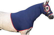 Show Hood Life (Small) (Regal Navy with Red Trim)
