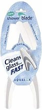Shower Blade Glass Cleaner Window Squeegee Easy