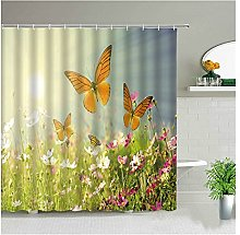 Shower Curtain Liners for Bathroom, Water