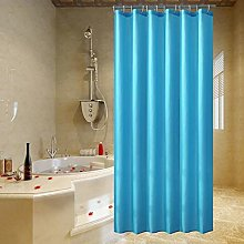 Shower Curtain No Static Electricity Mildew Proof