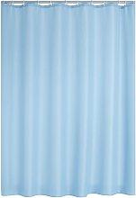 Shower Curtain Textile Madison Blue - Ridder