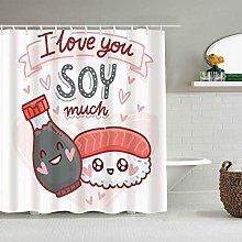 Shower Curtain,Thanksgiving,Christmas Vegetables