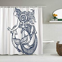Shower Curtain,Thanksgiving,Christmas Vintage