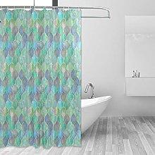 Shower Curtain, Vintage Decoravintage Decorative