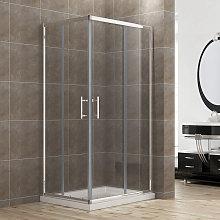 Shower Enclosure Corner Entry Shower Cubicle