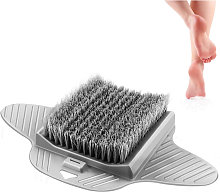 Shower Foot Scrubber with Pumice Stone, Foot