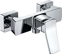 Shower Mixer STILO Chrome - Silver - Schütte